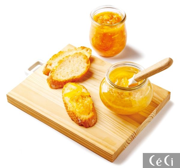 grapefruit marmalade | bake for me | Pinterest