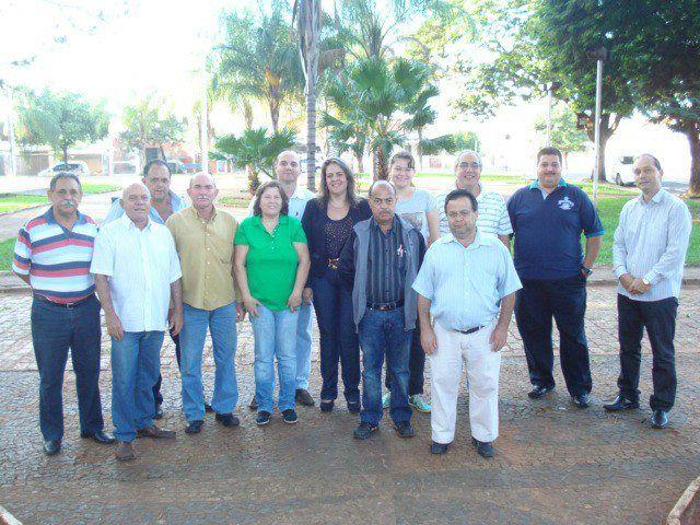 Equipe de Fiscais da Secretaria de Serviços Gerais