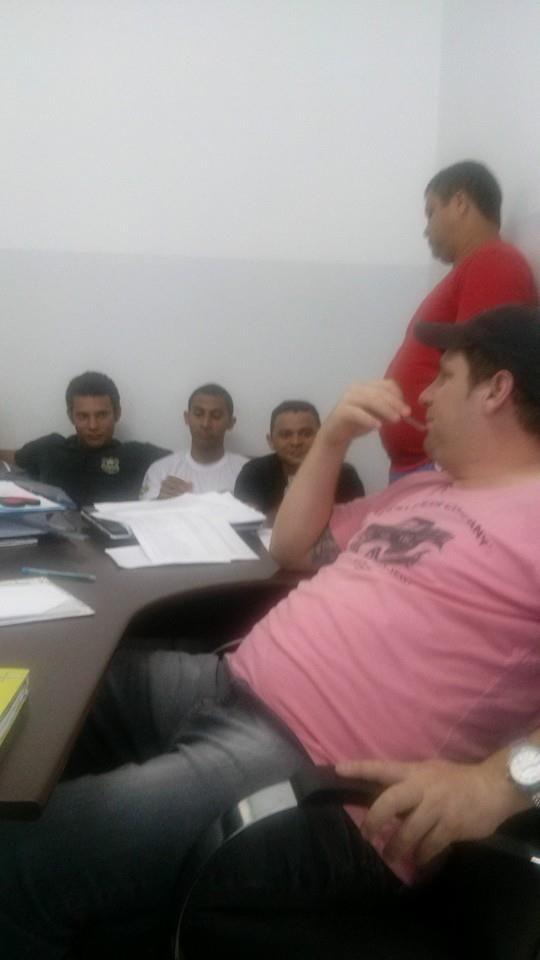 11/12/14 - Marabá, PA - Confraternização anual