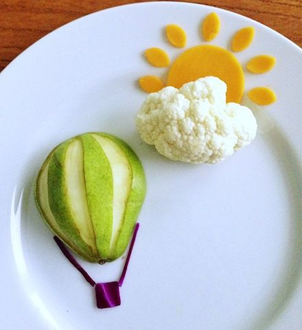 This Mom�s Food Art is Beyond Incredible