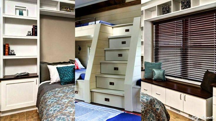 Smart bedroom storage ideas grig pinterest