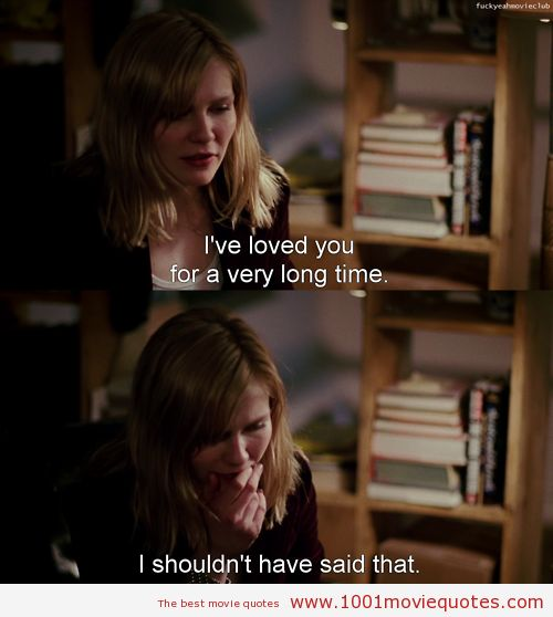 Eternal Sunshine of the Spotless Mind 2004 love quote | z 3 ...