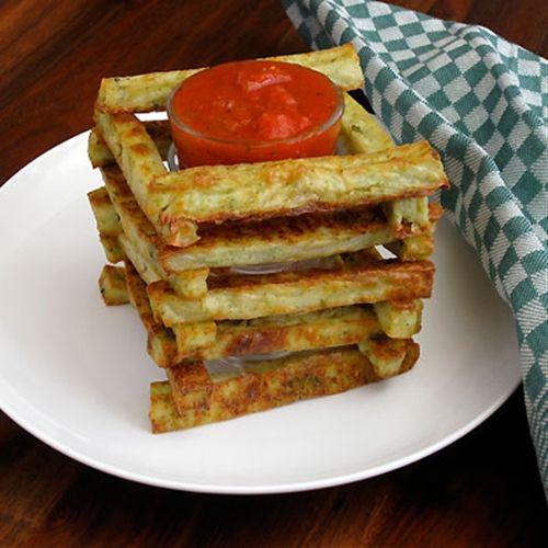Crispy Olive Polenta Sticks With Marinara Recipes — Dishmaps
