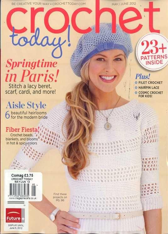 Crochet Today Magazine Subscription Crochet Pinterest