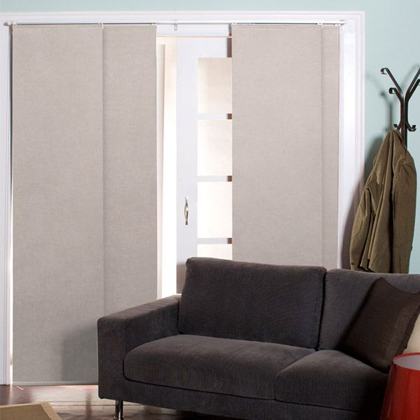 How To Make Curtains Blackout Sliding Door Curtain Ideas