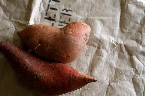 Dad's Sweet Potato Pie by joy the baker, via Flickr