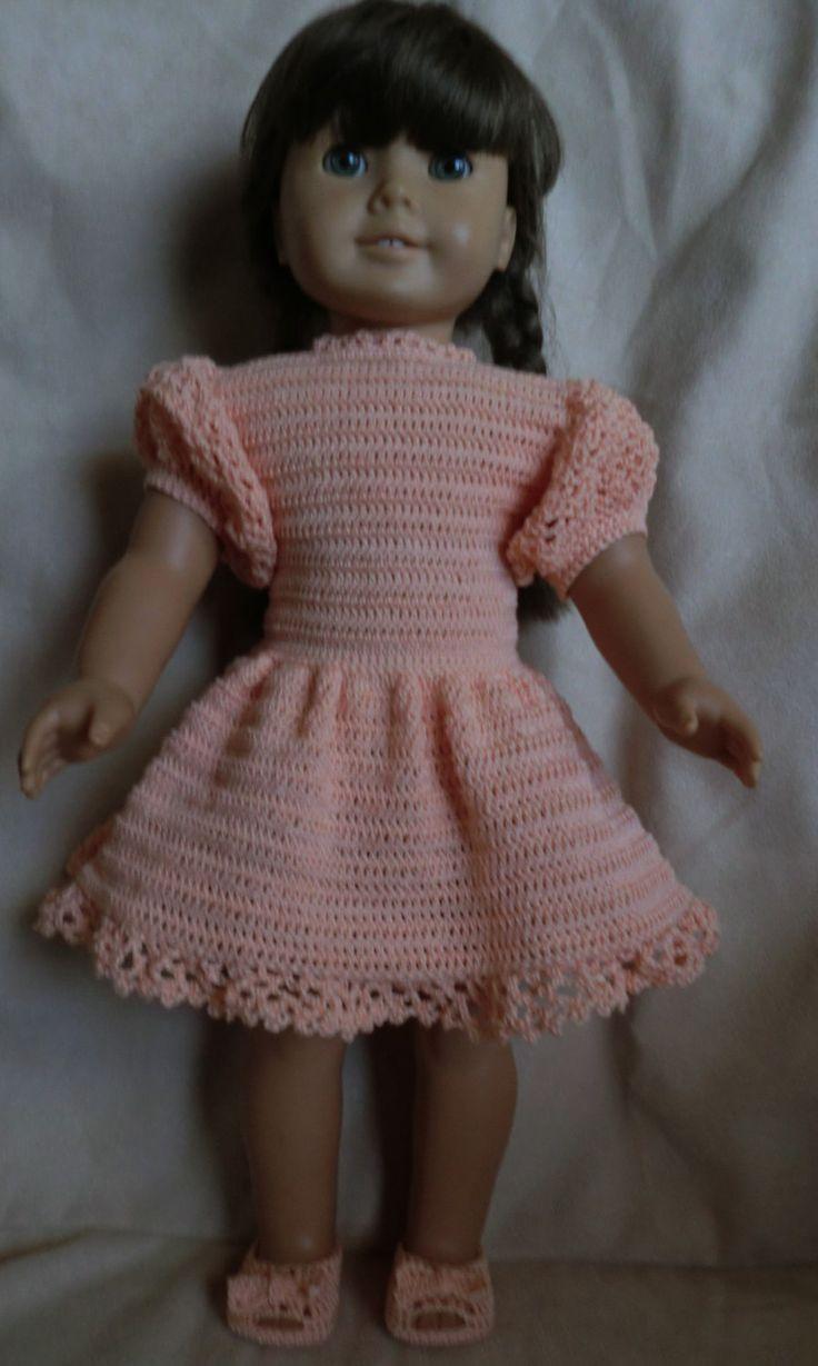 Crochet Dress Up Doll Pattern : Pinterest