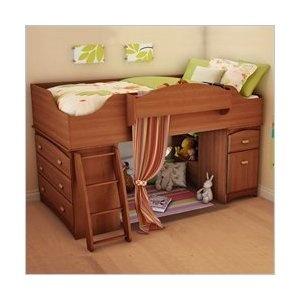South Shore Loft Bed Imagine Collection