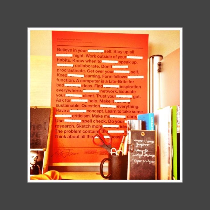 Gabby's desk board   Around the Office   Pinterest