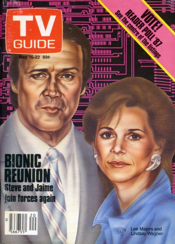 The Return Of The Six-Million-Dollar Man And The Bionic Woman [1987 TV Movie]