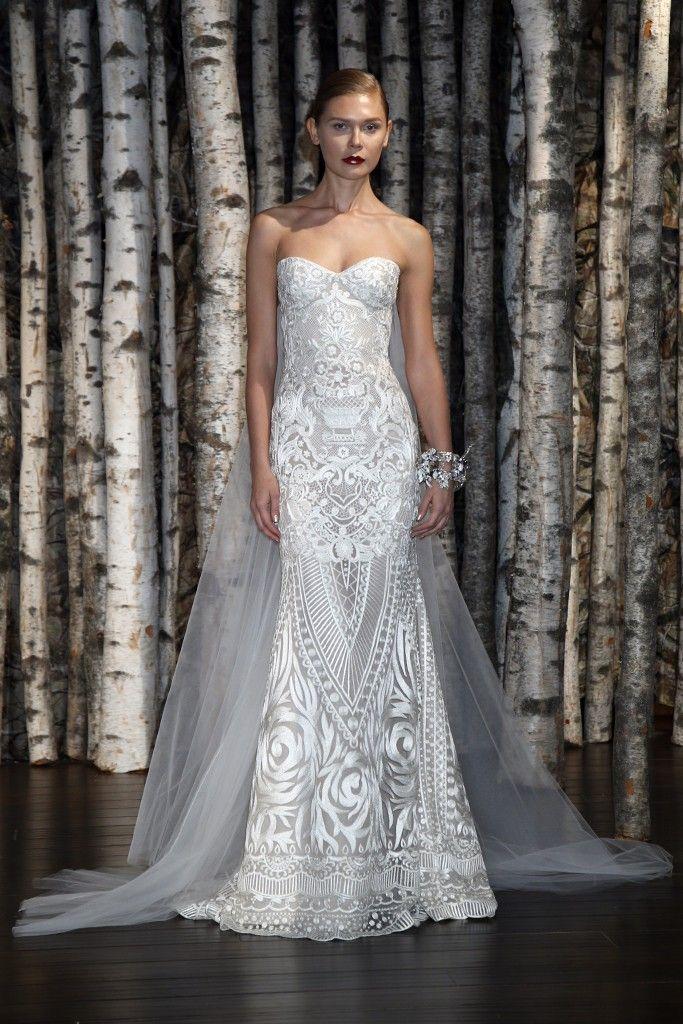 Naeem khan 2015 wedding dress wedding gowns pinterest for Naeem khan wedding dress