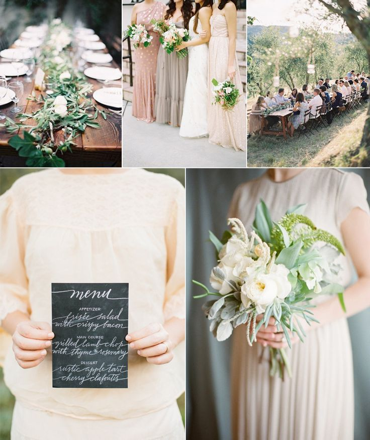 Italian Tuscan wedding
