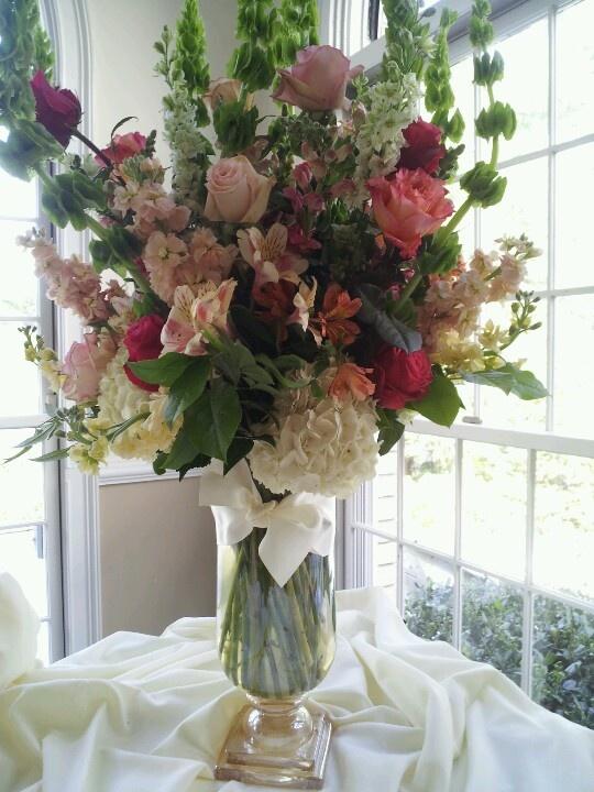 April Flowers In September Wedding Glowers Pinterest