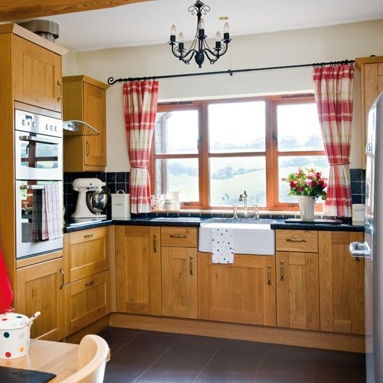 Kitchen Country Cottage House Tours Ideal Home PHOTO GALLERY