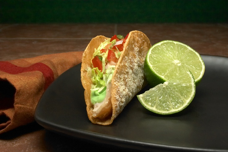Fish Taco | Our beer-battered and crispy fried fish will get you love ...