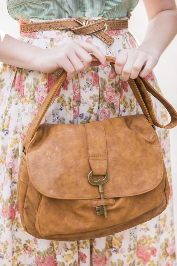 Pretty Things - Bag with Key