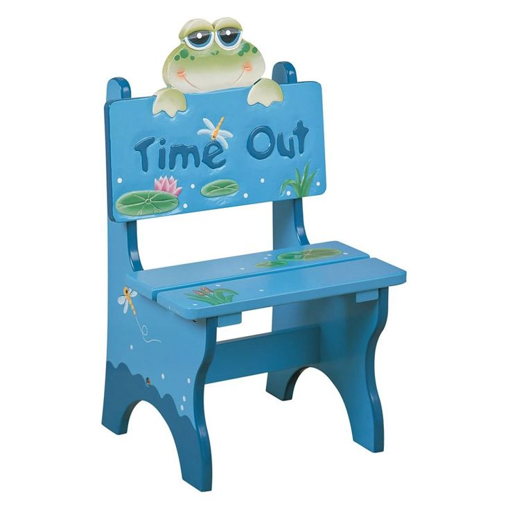 Time Out Frog Chair