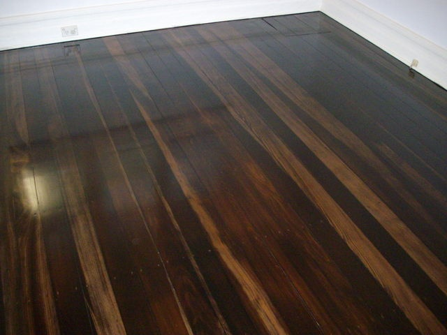 Pine floor stain the best nest pinterest for Pine floors stained dark