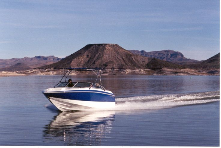 Pin by new mexico state parks on elephant butte lake state for Fish camping boat