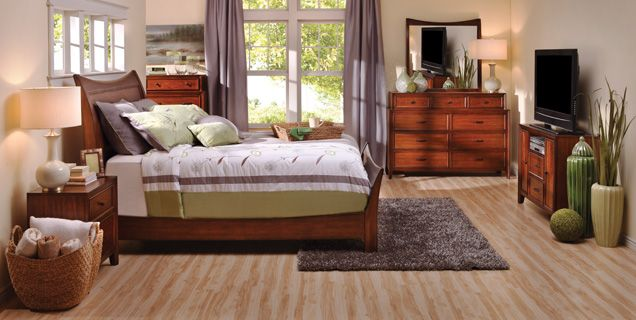 bedroom expressions oak crest bedroom group with 50 hdtv or 500