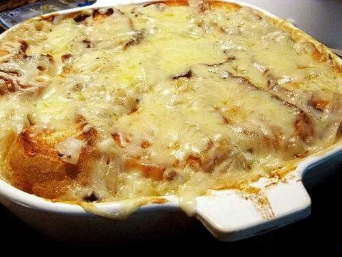 French onion soup casserole. | Cooking | Pinterest