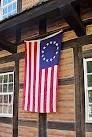 13 original colonies flag