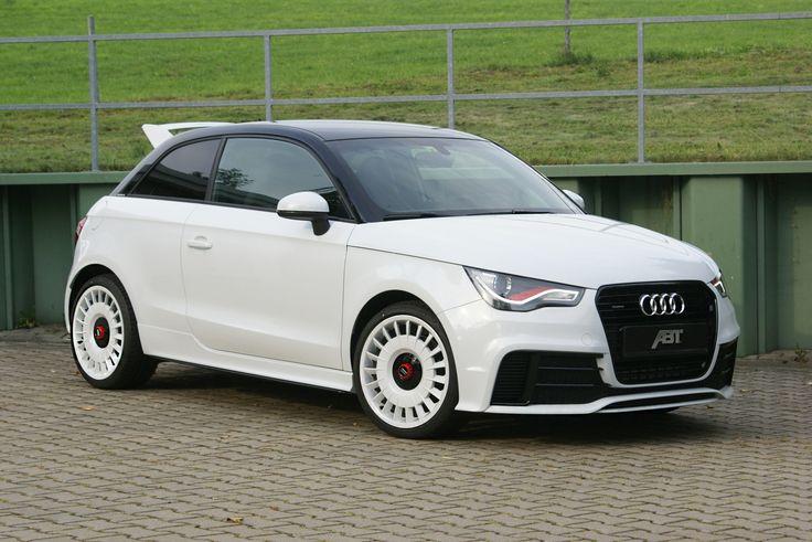 Audi A1 Modifiyeli Otomobiller Modified Cars Pinterest