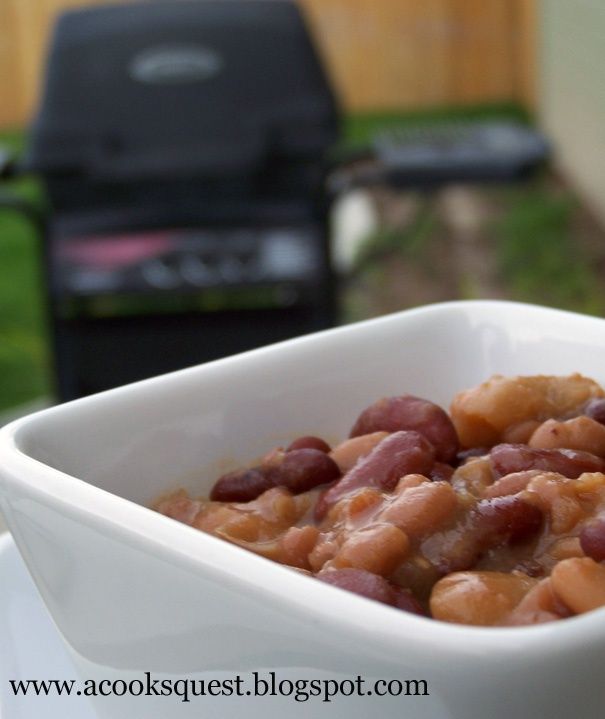 Calico Beans | Yummy | Pinterest