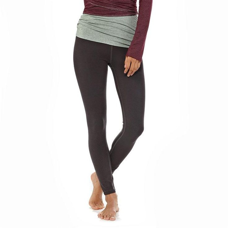 Patagonia Women's Serenity Leggings: These #FairTrade Certified™ organic cotton/spandex leggings move with you through poses, workouts or climbs.