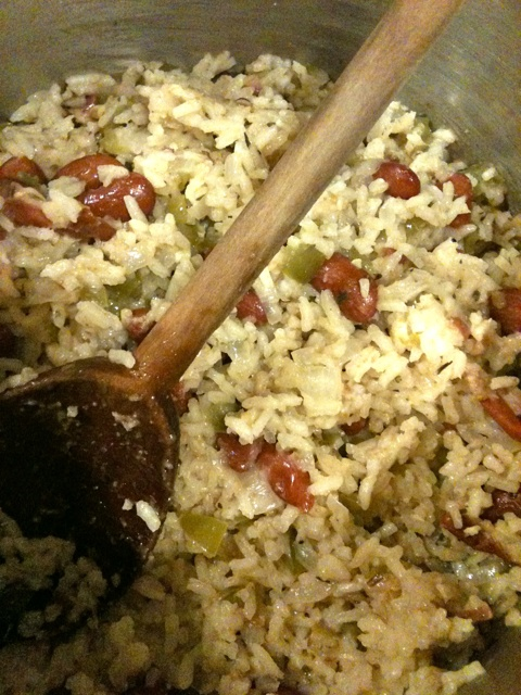 Cuban Red Beans and Rice | Qué Rico | Pinterest