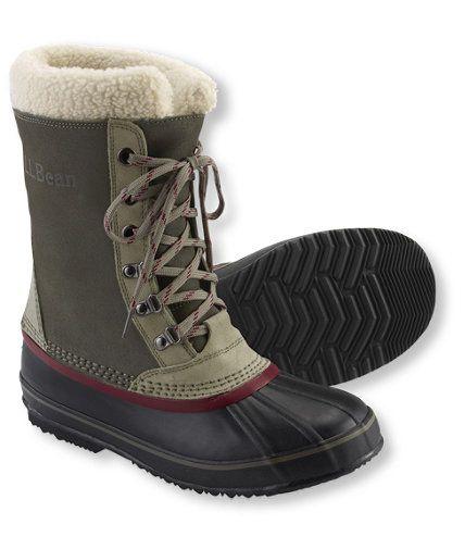 l l bean snow boots