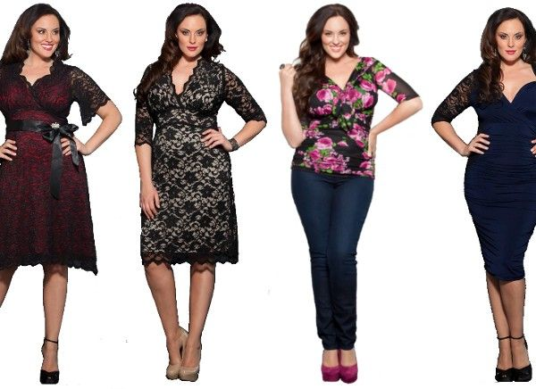 Tips to choose plus sized clothing for look wonderful http://womentips