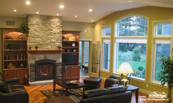 like this fire place and surroundings house buildin 39 pinterest