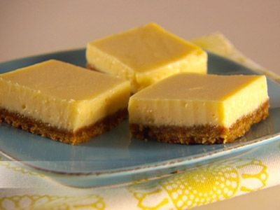 Lime Squares with Pistachio Graham-Cracker Crust, Recipe from Martha ...