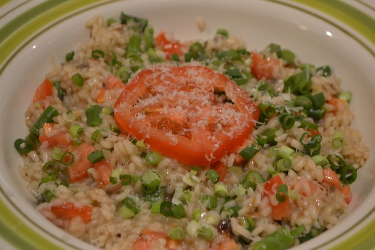 Springtime Risotto | Recipies | Pinterest