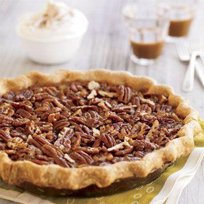 12 Pecan Pie Recipes (including chocolate chip pecan pie)