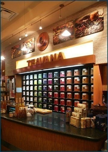 Teavana - my job