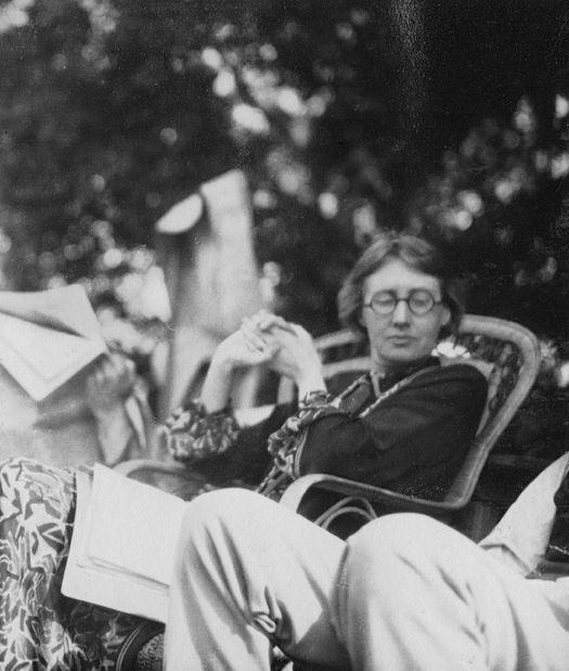 Virginia Woolf in 1926