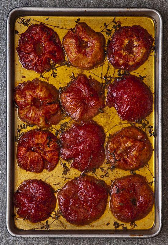 Tomato Confit Recipe — Dishmaps