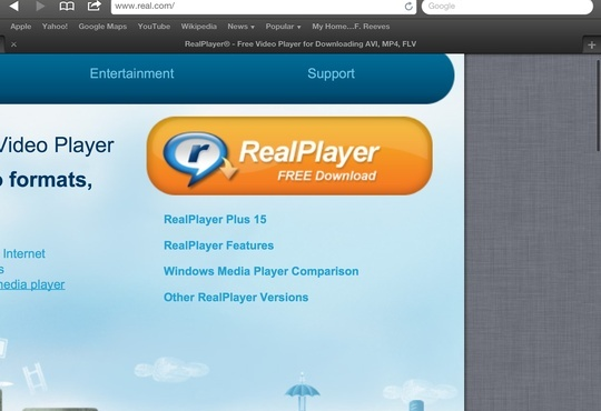 How to Use RealPlayer to Download YouTube Videos by Dale Lockett