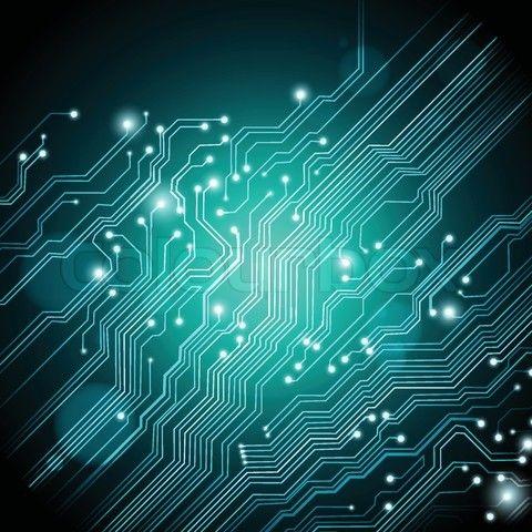 circuit texture - photo #5