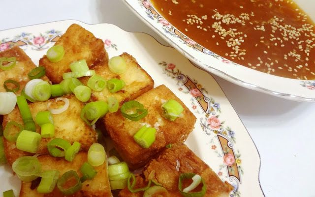 Crispy Sesame Tofu Recipes — Dishmaps
