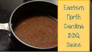 ... Sauces, Salad Dressing & Condiments - Eastern North Carolina BBQ Sauce