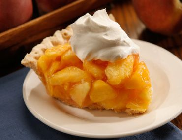 Fresh Peach Pie | Food & Drink | Pinterest