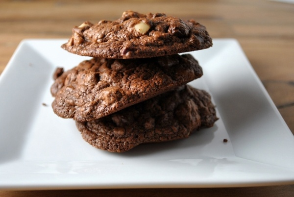 gluten free chocolate chubbies | Eat. Gluten Free | Pinterest