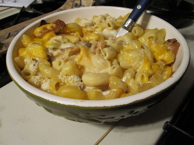 Four Cheese Macaroni | Fast and Easy Recipes | Pinterest