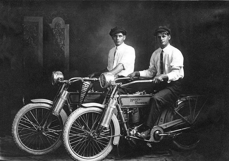 Harley Davidson, 1914