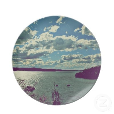 Lake of the Ozarks plate.