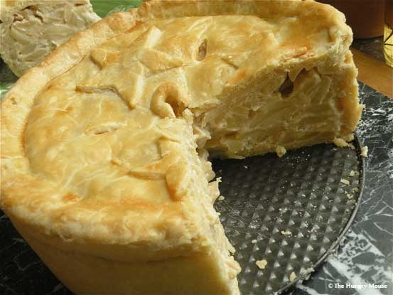 "Mile-High Apple Pie | ""We must have a pie. Stress cannot exist in the ..."