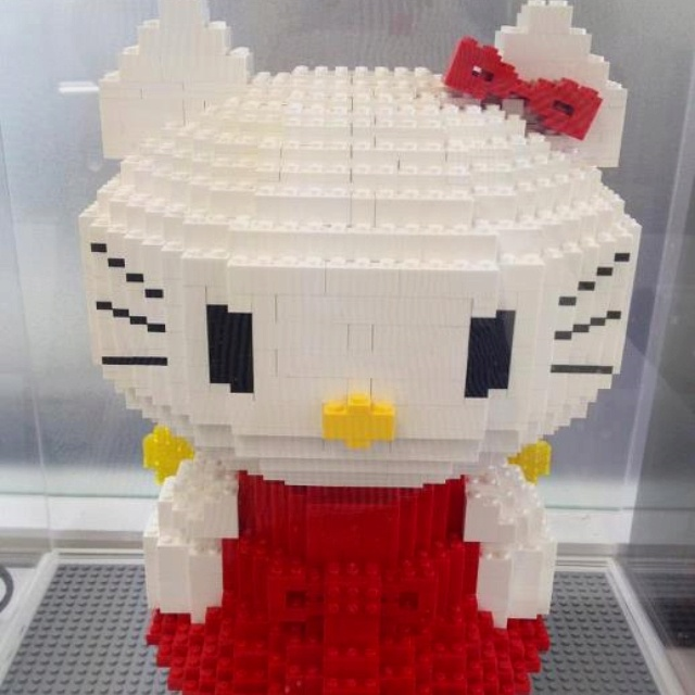Hello kitty Legos  LEGO  Pinterest